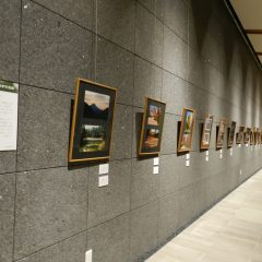 耶馬渓「桧原山の四季写真展」